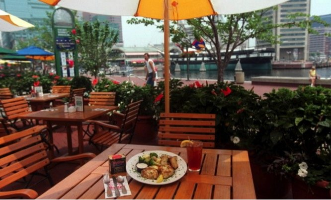 Options For Outdoor Seating In Restaurants